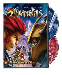 thundercats amazon com thundercats season 1 book 3 emmanuelle chriqui