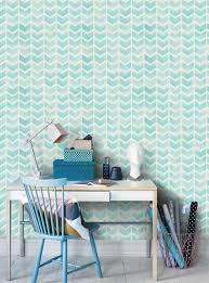 bureau avec tr eau papier peint scandinave top papier peint scandinave with