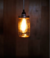 Jar Pendant Light Vintage Pendant Lighting Diy Projects Craft Ideas How To S For