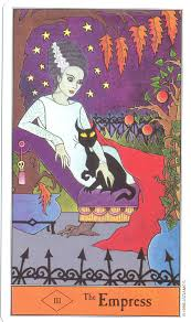 Vintage Halloween Books by Halloween Tarot The Daily Compost