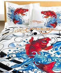 Ed Hardy Bed Set Ed Hardy Bedroom Decor And Accessories Home Decor Pinterest