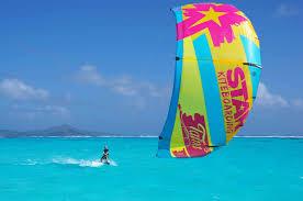 Bvi Flag In The Open U2013 Martnique Star Partner Offering Catamaran Dream