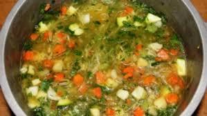 cuisiner la courge spaghetti soupe d automne à la courge spaghetti