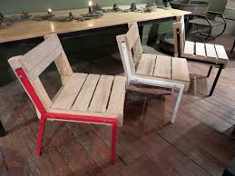 Metal Wood Chair Wood And Metal Chairs Hudson Goods Blog