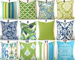 outdoor pillow cover etsy