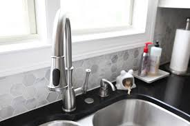 Kitchen Faucets And Sinks Cover It It Wipe It Bower Power