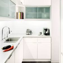fitted kitchen design ideas white l shaped fitted kitchen small kitchen design ideas