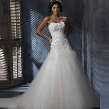 Aliexpress Com Buy Lamya Vintage Sweatheart Lace Bride Gown Online Get Cheap Straplesses Lace Wedding Dress Aliexpress Com