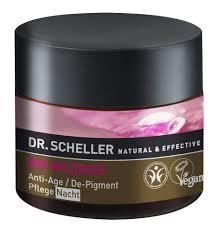 amazon com anti aging de pigment night care cream organic wild