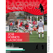 lacrosse book design templates sports program printing