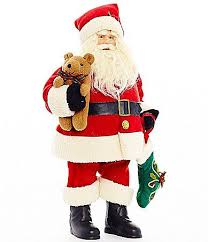 Dillards Christmas Decorations 28 Best Possible Dreams Santa Figurines Images On Pinterest