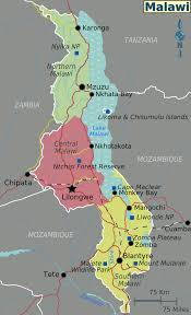 africa map malawi malawi travel guide at wikivoyage