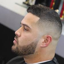 bald fade haircuts for men with their big face cool haircuts for