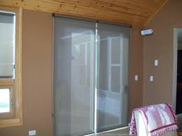 Roller Shades For Sliding Patio Doors Roller Shades On A Patio Door Sliding Glass Door Window