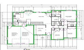 Smartdraw Tutorial Floor Plan by House Plans With Autocad Drawing Designs Plan Floor Plan For