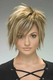 short choppy haircuts amazing short choppy hairstyles for thick