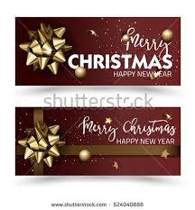 merry happy new year web stock vector 524981818