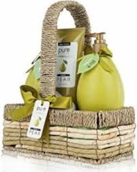 Bath Gift Basket Fall Is Here Get This Deal On Deluxe Spa Bath Gift Set Pear Body