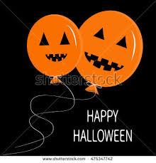 poster halloween pumpkin happy halloween vector stock vector