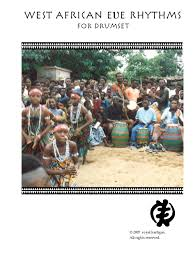 west african eve rhythms for drumset by tapspace issuu