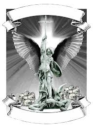 best 25 archangel michael tattoo ideas on pinterest st michael