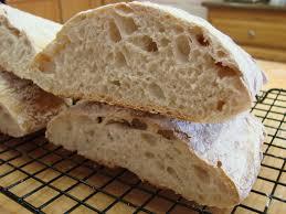 pane ciabatta fatto in casa ricetta ciabatta con lievito naturale le ricette di