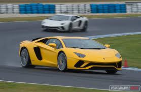 lamborghini aventador australia 2017 lamborghini aventador s review australian launch