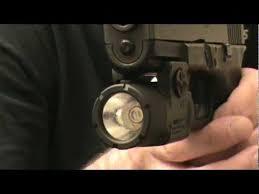 best laser light for glock 17 streamlight tlr 3 glock 19 tactical light youtube
