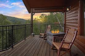 early dawn a 2 bedroom cabin in gatlinburg tennessee mountain