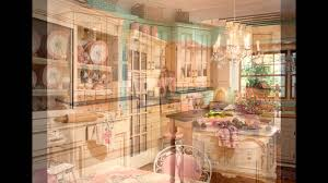 shabby chic kitchen furniture shabby chic kitchen youtube