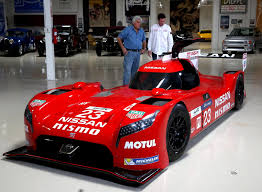 Nissan Gtr Lm Nismo 2016 - 2015 nissan gt r lm nismo touches down in jay leno u0027s garage video