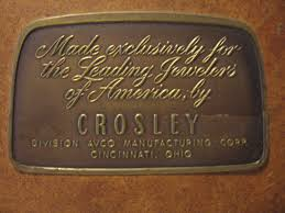 Crosley Radio Parts Tube Type Antique Radios For Sale