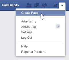 create facebook fan page complete guide in creating facebook fan page for your aim global