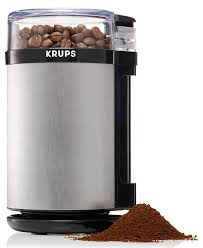 Coffee Blade Grinder Amazon Com Krups Gx4100 Electric Spice Herbs And Coffee Grinder