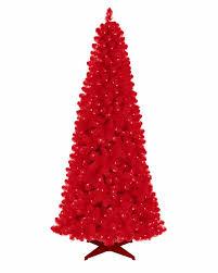 christmas red artificialtmas tree treetopia gold and skirt black