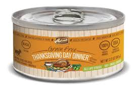 merrick classic recipes thanksgiving day dinner 3 2 oz grain free