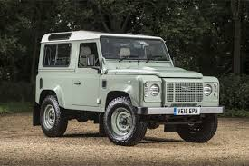 new land rover defender 2016 land rover defender 90 heritage 2016 road test road tests
