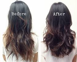 pictures ofhaircuts that make your hair look thicker easy hacks to make your thin hair look thick wanna know video