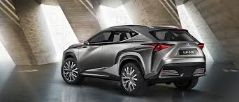 lexus crossover 2015 the frankfurt debut of the lexus lf nx concept saffluence