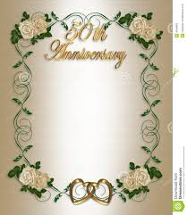 Silver Jubilee Wedding Anniversary Invitation Cards 9 Best Images Of 50th Anniversary Cards 50th Wedding Anniversary
