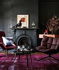 30 dark moody living room décor ideas digsdigs