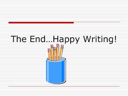 strengthening writing skills ppt