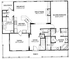 dream home layouts floorplan kitchen off foyer trgn a008f6bf2521