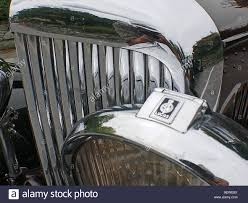 bentley grill ication 1932 bentley speed 6 bentley grill bentley stock photo