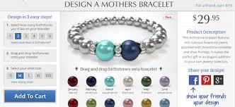 mothers birthstone bracelet pearls by laurel swarovski s bracelet review thrifty s
