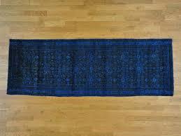 Navy Blue Runner Rug Most Navy Runner Rug Endearing Blue Biarritz Lattice Rugs Design