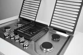 Design Ideas For Gas Cooktop With Downdraft Gas Cooktops The Home Depot Regarding Modern Residence 36 Cooktop