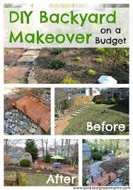 Budget Backyard Cheap Backyard Makeover Ideas Ketoneultras Com
