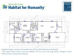 Shotgun House Design House Design Volunteering In Habitat For Humanity Natalia