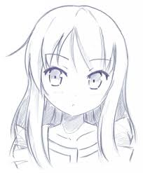 anime drawing sketch 1000 images about anime drawings on pinterest